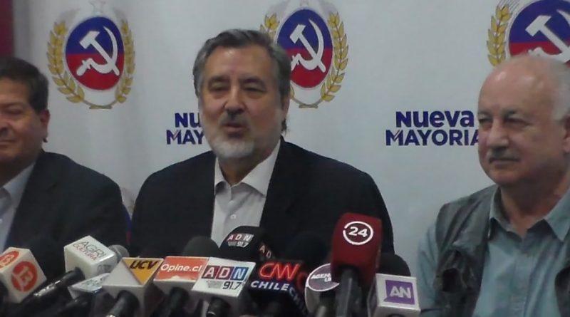 Amplitud pide al senador Guillier reconocer que en Cuba hay una dictadura